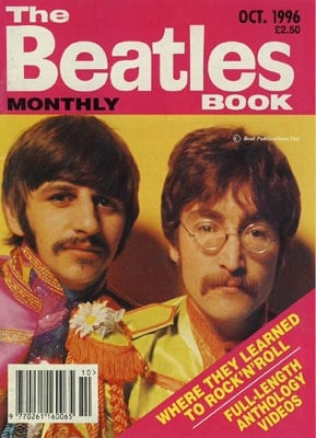 Fan-Magazin THE BEATLES (MONTHLY) BOOK 246