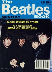 Fan-Magazin THE BEATLES (MONTHLY) BOOK 267