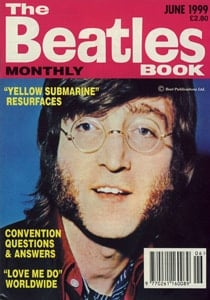 Fan-Magazin THE BEATLES (MONTHLY) BOOK 278