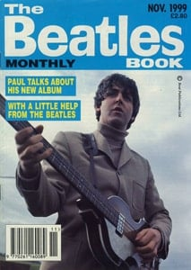 Fan-Magazin THE BEATLES (MONTHLY) BOOK 283