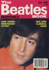 Fan-Magazin THE BEATLES (MONTHLY) BOOK 284