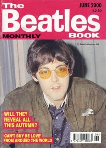 Fan-Magazin THE BEATLES (MONTHLY) BOOK 290