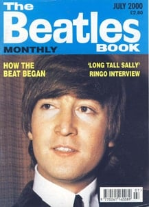 Fan-Magazin THE BEATLES (MONTHLY) BOOK 291