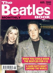 Fan-Magazin THE BEATLES (MONTHLY) BOOK 292