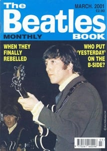 Fan-Magazin THE BEATLES (MONTHLY) BOOK 299