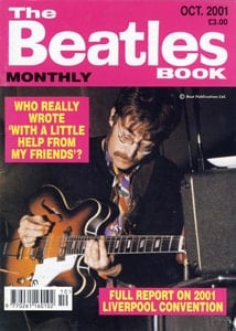 Fan-Magazin THE BEATLES (MONTHLY) BOOK 306
