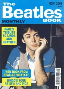 Fan-Magazin THE BEATLES (MONTHLY) BOOK 307