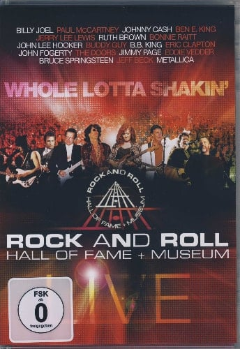 verschiedene Interpreten: DVD WHOLE LOTTA SHAKIN'