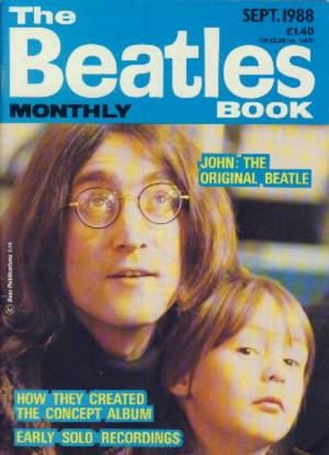 Fan-Magazin THE BEATLES (MONTHLY) BOOK 149