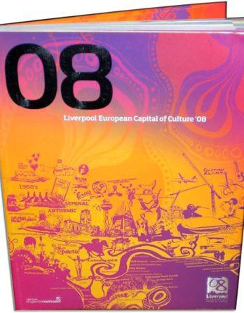 Buch LIVERPOOL EUROPEAN CAPITAL OF CULTUR 08
