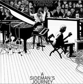 Art Print: A SIDEMAN'S JOURNEY COVER