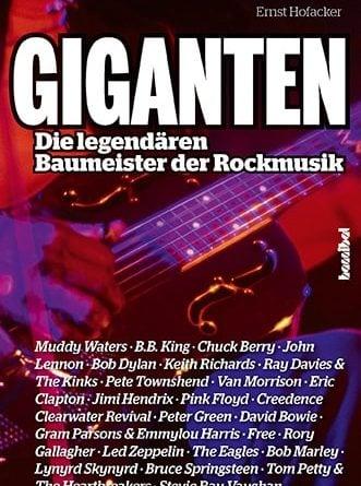 Buch GIGANTEN - ... BAUMEISTER DER ROCKMUSIK