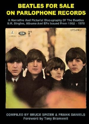 Buch BEATLES FOR SALE ON PARLOPHONE RECORDS - STANDARD ED.