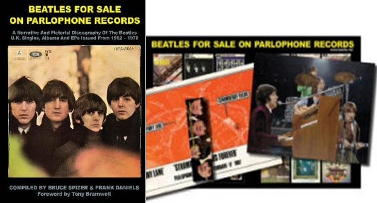 Buch BEATLES FOR SALE ON PARLOPHONE RECORDS - COLLECTOR'S ED.