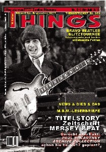 BEATLES: Fan-Magazin THINGS 192