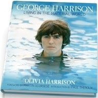 englisches Buch GEORGE HARRISON - LIVING IN THE MATERIAL WORLD