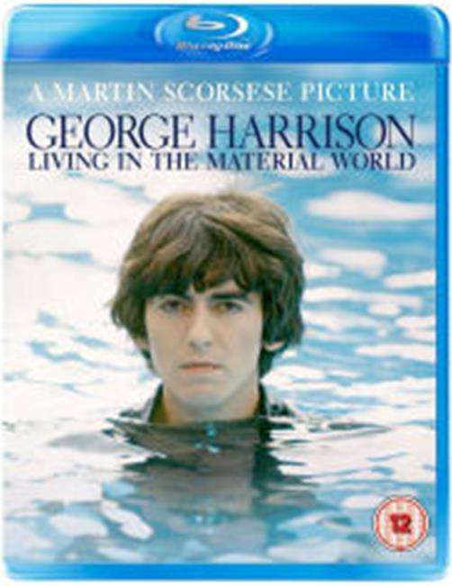 englische Blu-ray GEORGE HARRISON - LIVING IN THE MATERIAL WORLD