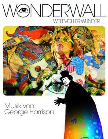 GEORGE HARRISON (Musik): DVD WONDERWALL - WELT VOLLER WUNDER.