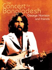HARRISON & STARR & FRIENDS: THE CONCERT FOR BANGLA DESH
