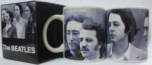 "BEATLES: Kaffeebecher FOTO SESSION ""MAD DAY OUT"" 1968"