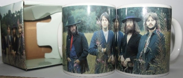 BEATLES: Kaffeebecher LAST FOTO SESSION AUGUST 22ND, 1969