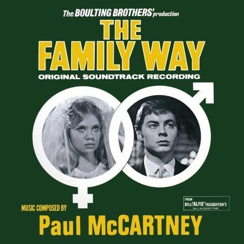 CD (USA): THE FAMILY WAY (Filmmusik: PAUL McCARTNEY)