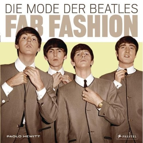 Buch FAB FASHION - DIE MODE DER BEATLES