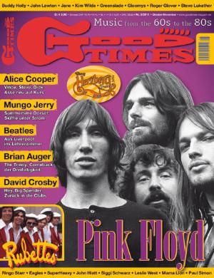 Musikzeitschrift GOOD TIMES 2011/05