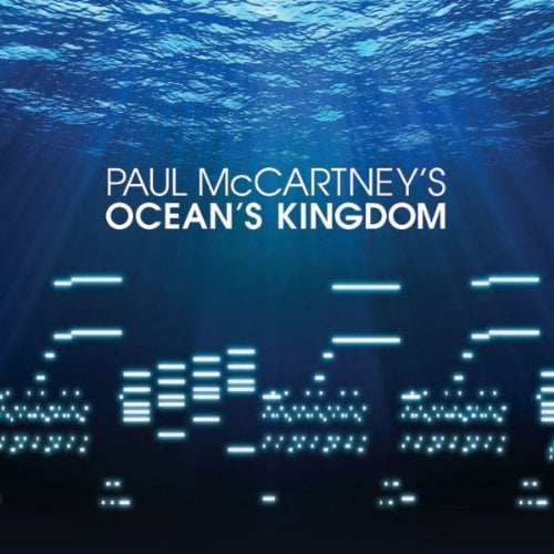PAUL McCARTNEY D-LP: OCEAN'S KINGDOM
