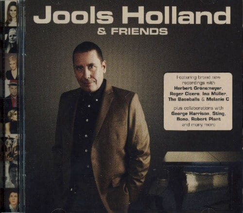 CD JOOLS HOLLAND & FRIENDS mit GEORGE HARRISON