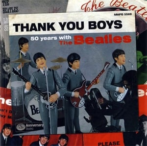 Buch THANK YOU BOYS - 50 YEARS WITH THE BEATLES