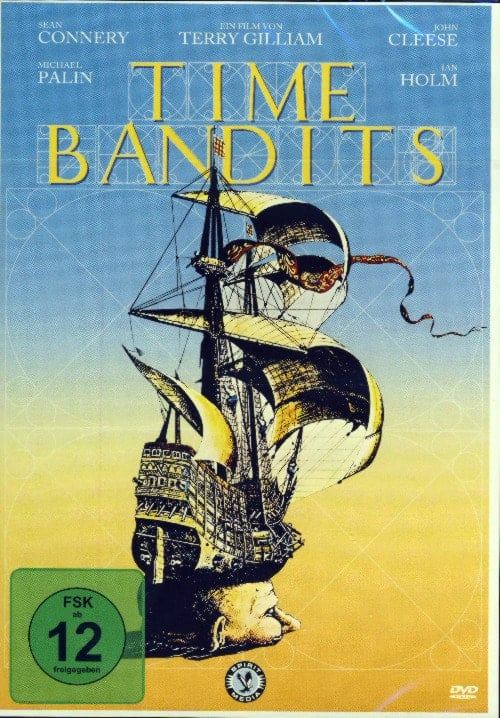 DVD TIME BANDITS