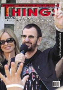 BEATLES: Fan-Magazin THINGS 193