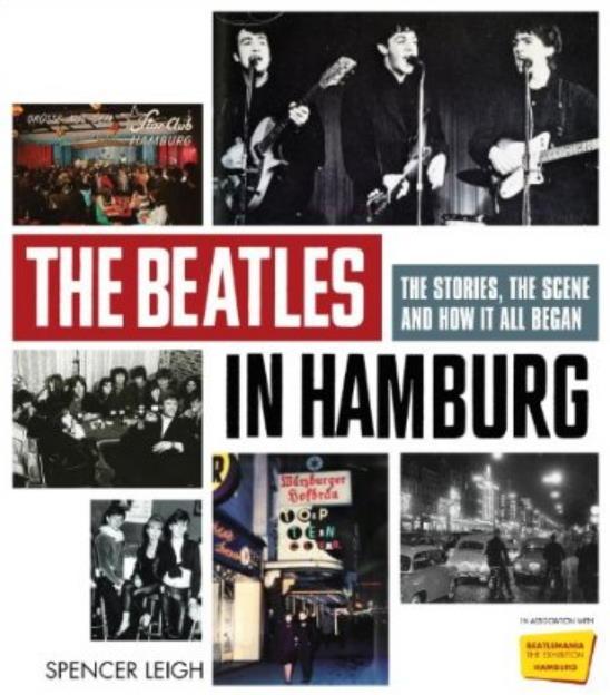 Buch THE BEATLES IN HAMBURG