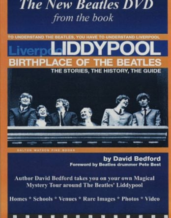 DVD LIDDYPOOL - BIRTHPLACE OF THE BEATLES