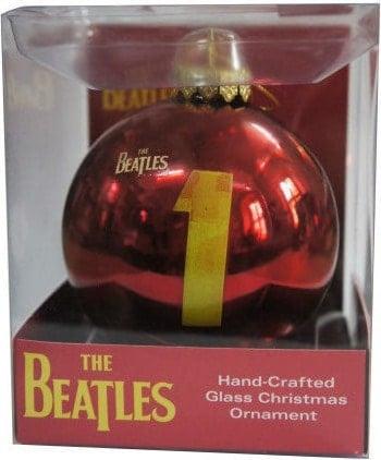 BEATLES-Weihnachtskugel ONE