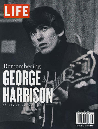 Buch REMEMBERING GEORGE HARRISON - 10 YEARS LATER
