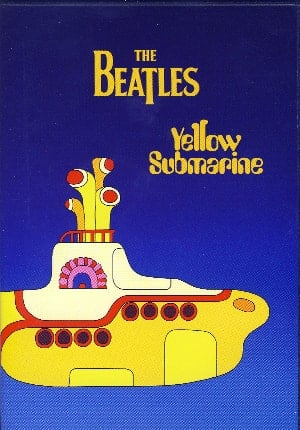 BEATLES: DVD YELLOW SUBMARINE (deutsch)