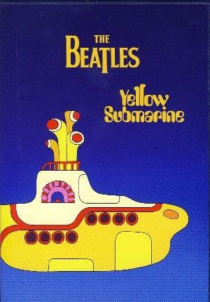 BEATLES: DVD YELLOW SUBMARINE (deutsch)