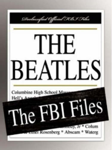 Buch THE BEATLES - THE FBI FILES