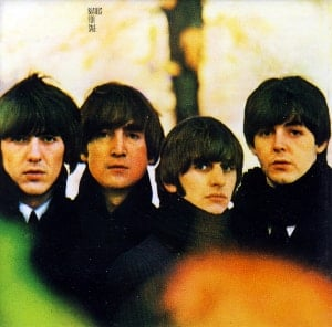 BEATLES-Magnet  BEATLES FOR SALE COVER.