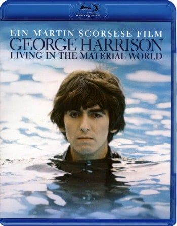 deutsche Blu-ray GEORGE HARRISON - LIVING IN THE MATERIAL WORLD