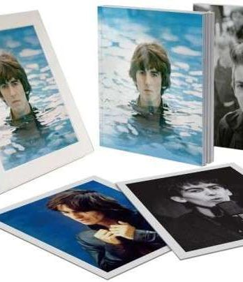 deutsche Box GEORGE HARRISON - LIVING IN THE MATERIAL WORLD