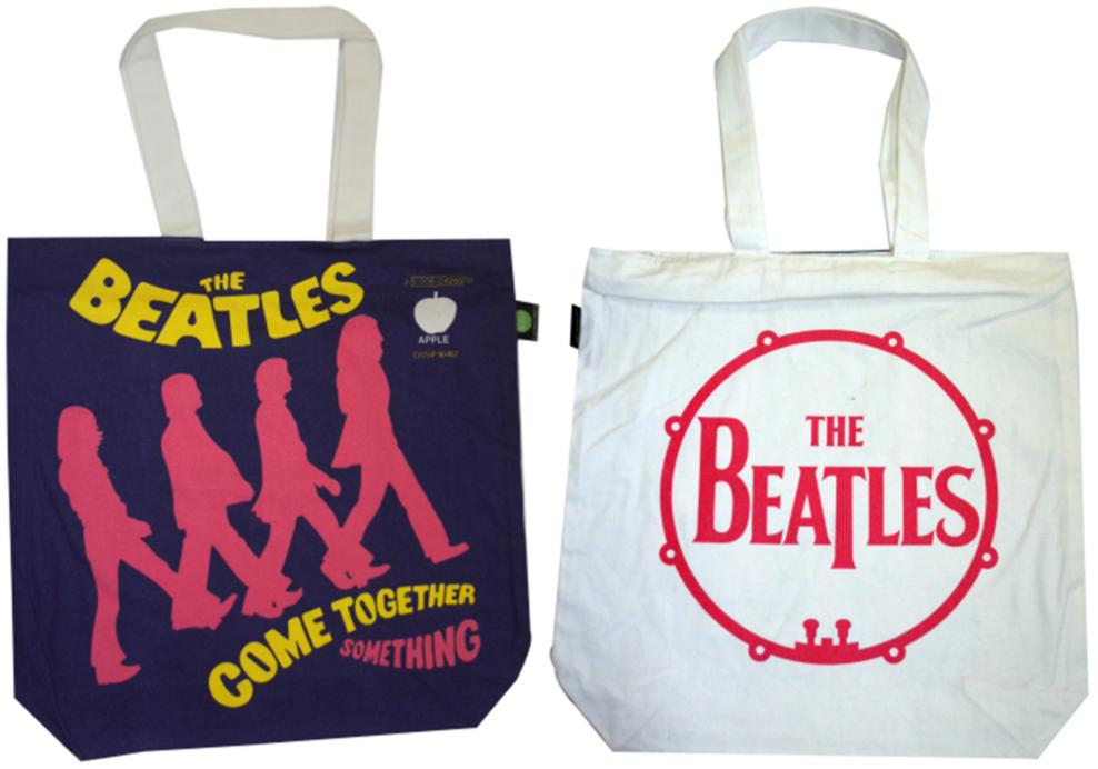 BEATLES-Shopperbag COME TOGETHER SINGLE COVER ITALY