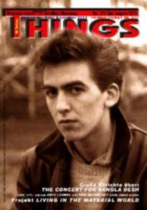 BEATLES: Fan-Magazin THINGS 195