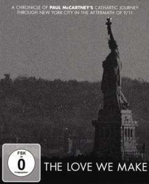 PAUL McCARTNEY: Blu-ray THE LOVE WE MAKE