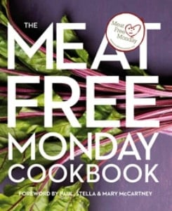 Buch MEAT FREE MONDAY.