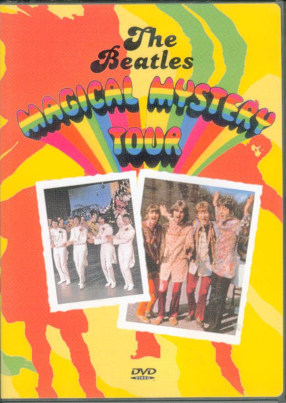 THE BEATLES: DVD MAGICAL MYSTERY TOUR