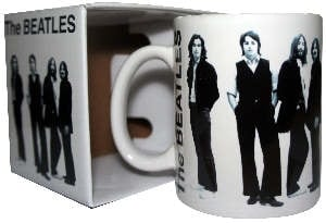 BEATLES: 1 Kaffeebecher PHOTO SESSION 9TH APRIL 1969