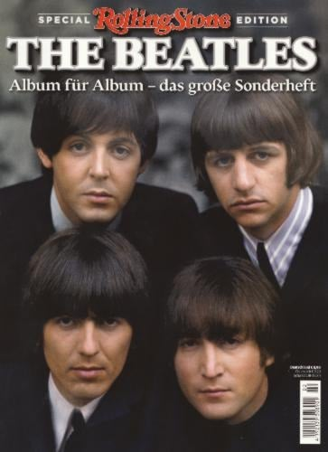 Heft THE BEATLES (Special Rolling Stone Edition)